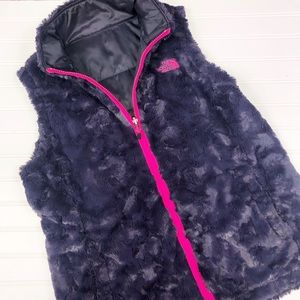 The North Face Mossbud Swirl Puffer Vest